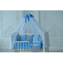 Комплект постельного белья для новорождённых Bravo 2 03-04