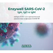 ИФА набор на коронавирус ENZY-WELL SARS-CoV-2 IgM (Италия)