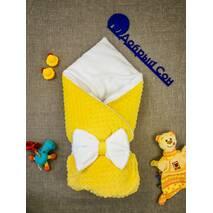 Конверт-одеяло Dobryi Son 7-02 Dobryi Son Зимний Желтый 80