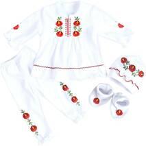 Нарядний костюм для дівчинки Ярина