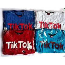 Футболка TIK TOK для хлопчиків  5, 6, 7, 8 років