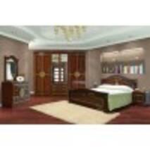 спальня 6Д (б/матрасу, та каркаса) Діана