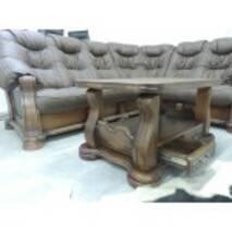 Кожаный диван угловой BOGDAN 3Rx1
