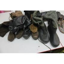 Секонд хенд, Взуття  Мікс дружин 2с зима