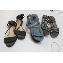 Секонд хенд, Взуття Мікс дружин 1,2с літо босоніжки без каблуків