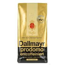 Кофе зерновой Dallmayr Prodomo Entcoffeiniert 500 г