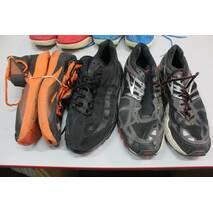 Секонд хенд, Взуття Мікс взр спорт великі розміри 1с
