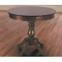 Круглый раскладной стол Эдельвейс массив бука