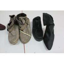 Секонд хенд, Взуття Мікс дружин 2с демисезон