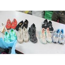 Секонд хенд, Взуття Мікс підліткова спорт екстра, 1с