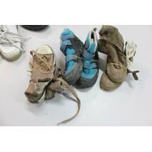 Секонд хенд, Взуття Мікс подітий демиссезон 2с