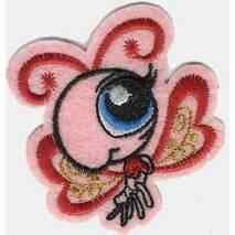 Термоаплікація клейова   Метелик