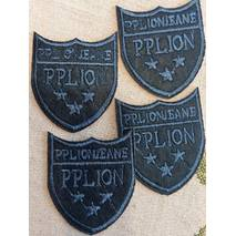 Термоаппликация   Pplion , 5 Х 6 см
