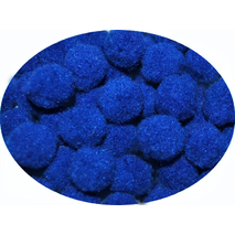 Помпон синій  4 см