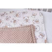 Одеяло в детскую кроватку