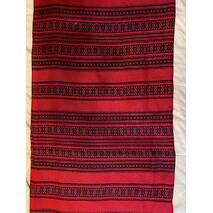 Тканина з вишивкою на плахту, ширина 150 см
