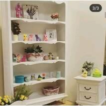Этажерка Прованс для книг и игрушек
