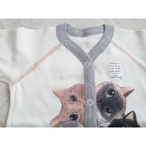 """Человечек """"Коты"""""""
