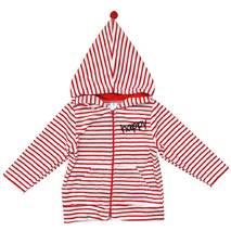 """Куртка велюровая """"Happy"""" TM Minikin 68, Красный"""