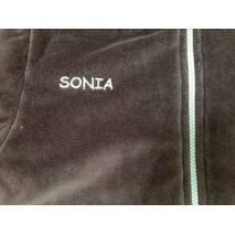Куртка двухсторонняя на девочек ТМ Соня