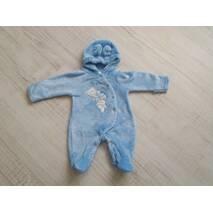 "Комбінезон ""Ведмедик"" ТМ Garden Baby 62, Блакитний"