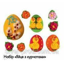 """Набор """"Яйца с цыплятами"""" (1*36)"""