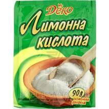 """""""ПРОТИВЕНЬ"""" Лимонная кислота 90г (1*10/60)"""