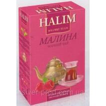 """Чай """"Halim"""" 80г Черный с Малиной (1/16)"""