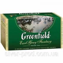 "Чай ""Гринфилд"" 25п * 2г Черный Earl Grey Fantasy (Бергамот) (1/15) 625"