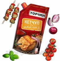 """Кетчуп """"До шашлику"""" """"Торчин"""" д/п 270г (1/38)"""