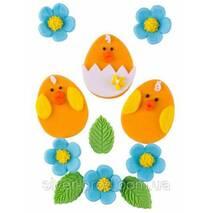 """Набор """"Веселые яйца"""" коробка (1 * 15)"""