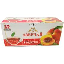 "Чай ""Azercay bags"" ф / п 25 * 1,8 г Персик (1/24) ***"