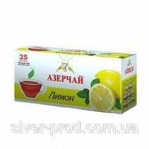 "Чай ""Azercay bags"" ф / п 25 * 1,8 г Лимон (1/24)"