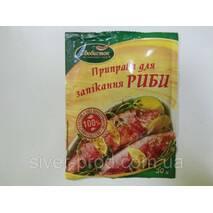 """Приправа для запекания рыбы """"Любисток"""" 30г (1 * 5/100)"""
