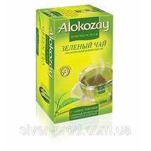 "Чай ""Alokozay Tee"" 25п * 2г Зеленый КОНВЕРТ (1/24)"