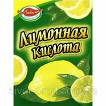 "Лимонная кислота ""Любисток/Добрик"" 20г (1*20/160)"