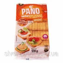 Гренков пшеничные PANO 120г (1/18)