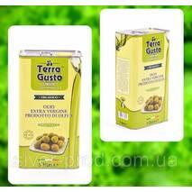 Масло оливковое Olio Extra Virgin 5л Terra Gusto ж / б (1/1)