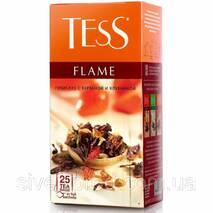 "Чай ""Тесс"" 25п * 2г Flame [Каркаде, Апельсин, Клубника] (1/24) 527"