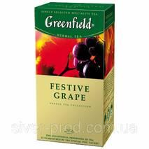 "Чай ""Гринфилд"" 25п * 2г Травяной Festive Grape (Виноград) (1/10) 629"