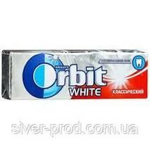 Жевательная резинка Orbit White классический 14г (1*30/20)