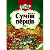 """""""ДЕКО"""" Смесь перцев 15г (1 * 20/160)"""