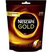 """Кофе """"Нескафе"""" Голд растворимая 210г м/в (1/12)"""