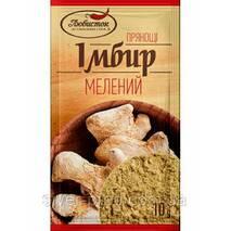 """Имбирь молотый """"Любисток"""" 10г (1 * 10/50)"""
