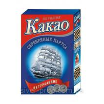 "Какао ""Серебряные паруса"" (коробка) 80г (1/40)"