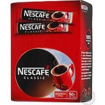"""Кофе """"Нескафе"""" стек 2г (1*25/12)"""