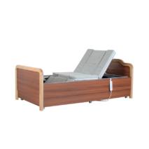 Медична функціональна електро ліжко з туалетом MIRID E101 (регулювання по висоті)