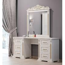 Туалетний столик Карена з дзеркалом