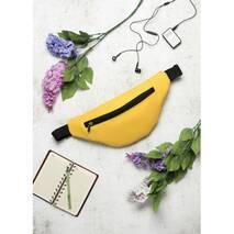 Сумка на пояс бананка Hoso MSH жовта