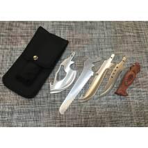 Охотничий нож со сменными лезвиями / G-30